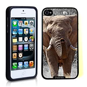 Case For Htc One M9 Cover Thinshell Case Protective Case For Htc One M9 Cover Elephant African Elephant Face
