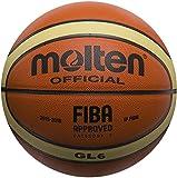 Molten Leather Basketball, Official Basketball of FIBA
