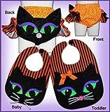 Pattern - Cat Ears Diaper Cover & Bib - PATTERN ONLY!