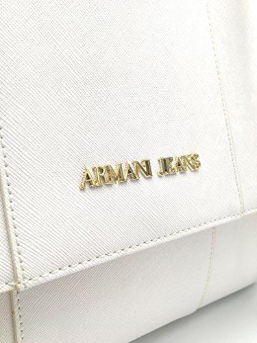 SAC ARMANI JEANS 922562 CC857 WHITE
