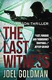 The Last Witness: A Novel: A Lou Mason Thriller