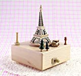 Delightful Quality Wooden Musical Box Featuring