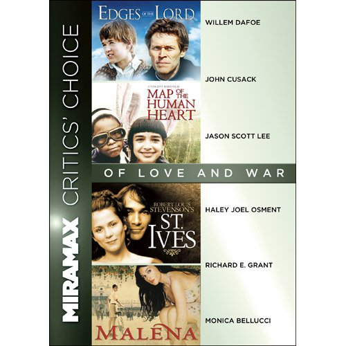 Miramax Critic's Realm of possibilities: Of Love and War