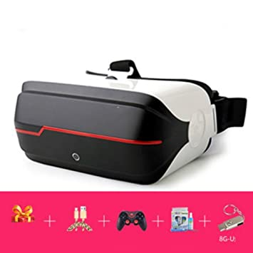 fe2229a6c62f Amazon.com  zhang With Eye Protection VR Headset 3D Glasses