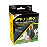 Futuro Performance Ankle Support, One Size, Black