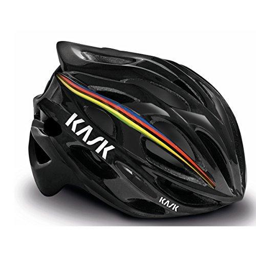 Kask Mojito Helmet, Black/wcs Stripe, X-Large For Sale