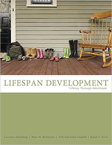 Cengage Advantage Books Life Span Development