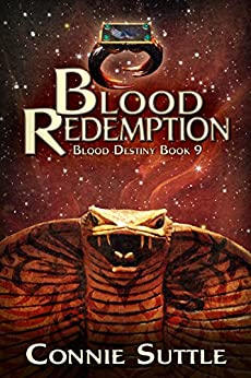 Blood Redemption: Blood Destiny, Book 9 by [Suttle, Connie]