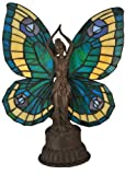 Meyda Tiffany Butterfly Lady Accent Lamp 48019