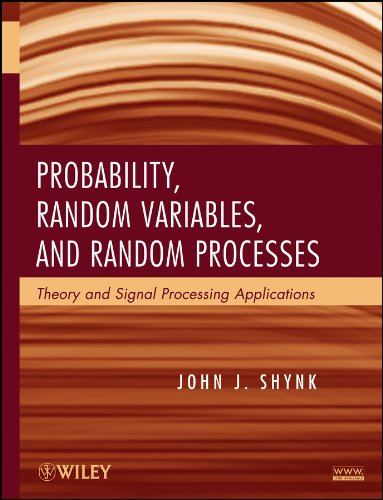 Download Probability, Random Variables, and Random Processes: Theory and Signal Processing Applications Pdf