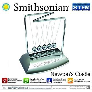 Smithsonian Science Activities, Newtons Cradle Gray