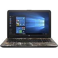 HP 15.6 HD Realtree Xtra camo pattern Laptop Computer, Intel Quad Core Pentium N3710 1.6Ghz, 4GB RAM, 1TB HDD, DVDRW, USB 3.0, HDMI, Bluetooth, WIFI, Windows 10 Home (Certified Refurbished)