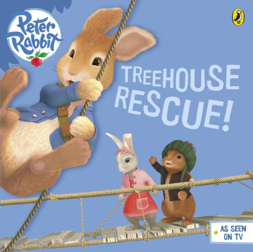 Peter Rabbit Animation: Treehouse Rescue! (BP Animation) -