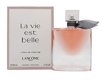 988dde116 Amazon.com : Lancome La Vie Est Belle Eau de Parfum Spray, 1.7 Ounce :  Beauty