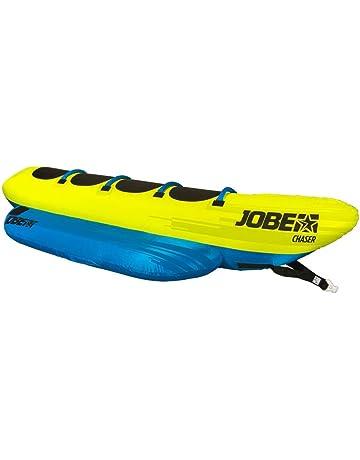 Jobe Chaser 4P - Flotador de arrastre, color amarillo