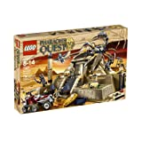 quest for egypt - LEGO Pharaoh's Quest Scorpion Pyramid 7327