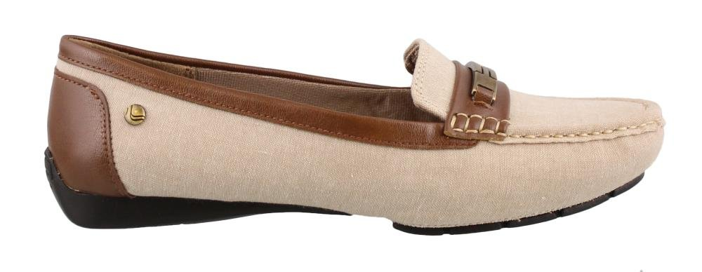 LifeStride Women's Viva Slip-On Loafer B01NAL83MA 5.5 B(M) US|Natural