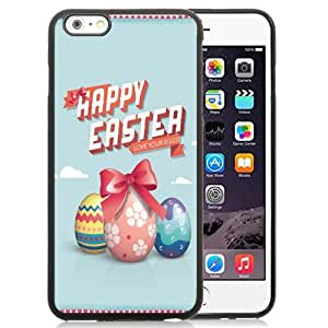 Unique and Attractive TPU Cell Phone Case Design with Happy Easter Eggs Illustration iPhone 6 plus 4.7 inch Wallpaper