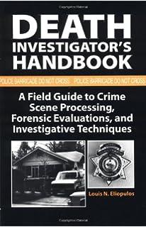 crime investigator sex complete handbook investigation