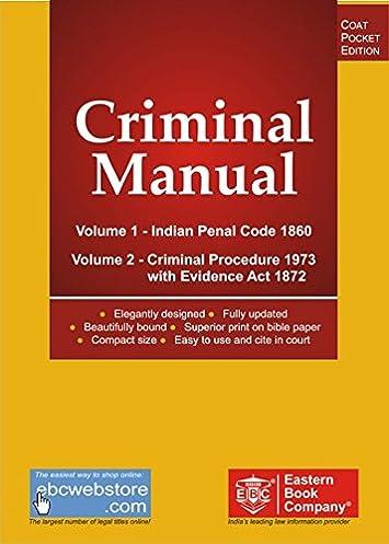 Ipc manual version background image array amazon in buy criminal manual coat pocket edition in 2 vols rh fandeluxe Choice Image