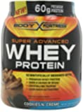 Body Fortress Super Advanced Whey Protein, Cookies 'N Cream, 1.95 Pounds