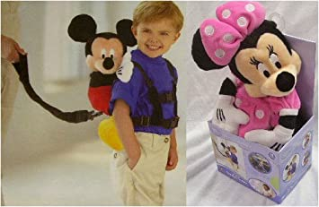 Disney 2-In-1 Harness Buddy - Minnie: Amazon.co.uk: Baby
