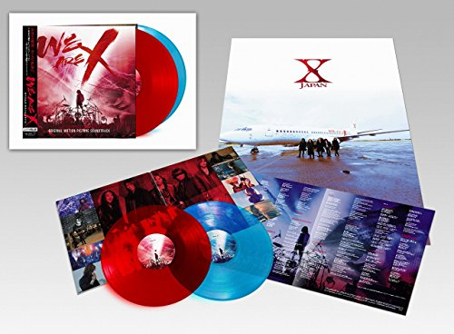 We Are X Original Motion Picture Soundtrack Limited
