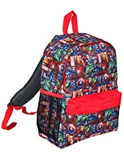 097c5d1519c0 Marvel ® Avengers Official Backpack for Children Boys Girls Adults Comics  Back Pack Travel Rucksack Bag