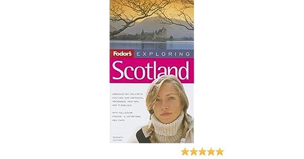 Fodors Exploring Scotland 7th Edition