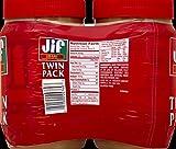 Jif Creamy Peanut Butter Twin Pack, 80 Ounce
