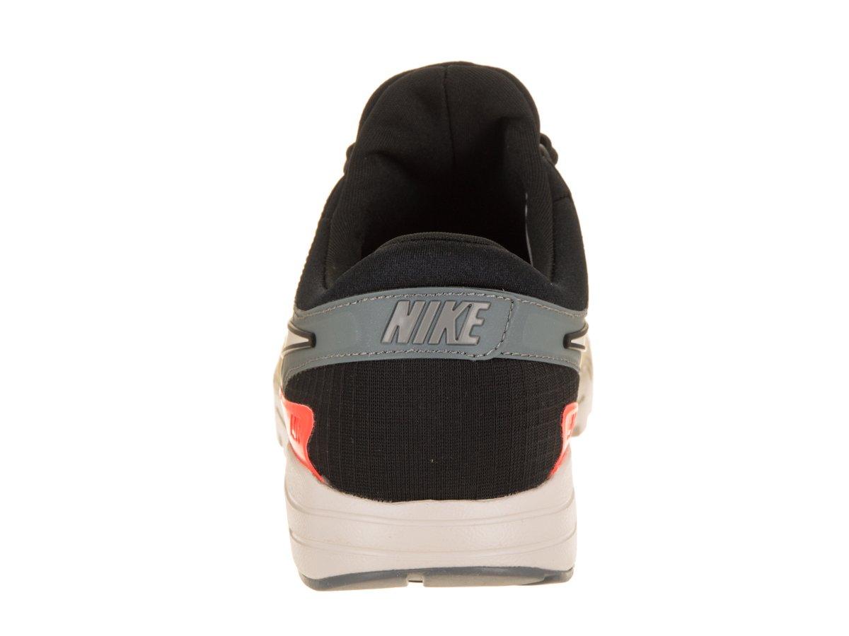 NIKE Women's Air Max Zero SI Black/Light Bone Cool Grey Running Shoe 12 Women US by NIKE (Image #3)