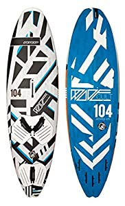 RRD Wave Cult LTD Quad V6 Windsurfboard 2017 - 104L