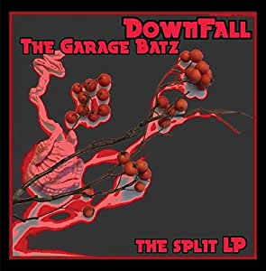 Split LP: DownFall / The Garage Batz