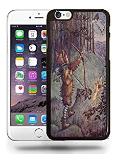 Vintage Peter Pan Sketch Art Drawing Phone Case Cover Designs for iPhone 6