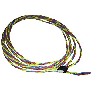 51b8XJgpueL._SY300_ amazon com bennett trim tabs wire harness 22' sports & outdoors el camino wire harness at edmiracle.co