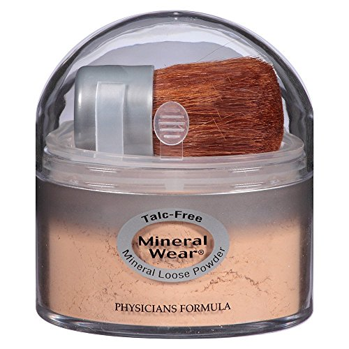 Physicians Formula Mineral Wear Talc-Free Loose Powder, Natural Beige, 0.49 Ounce