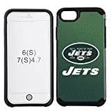 iphone 4 case new york - NFL New York Jets Gradient Football Pebble Grain Feel iPhone 7 Case