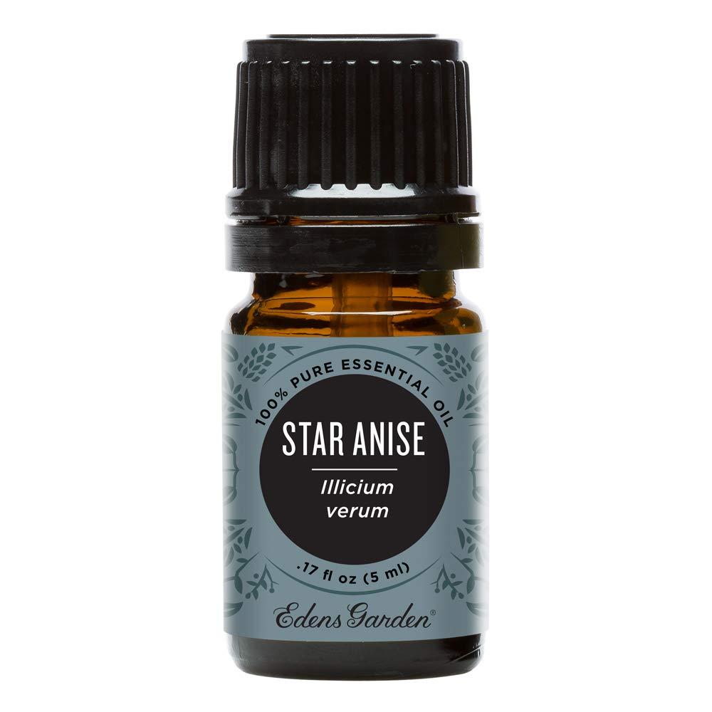 Edens Garden Star Anise Essential Oil, 100% Pure Therapeutic Grade, 5 ml