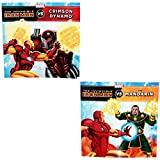 Marvel Kids Comic Book Villains Review and Comparison