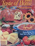 Taste of Home Annual Recipes 2002, , 0898213223