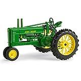 ERTL Unisex Men's John Deere Model B Styled Tractor Toy Green One Size