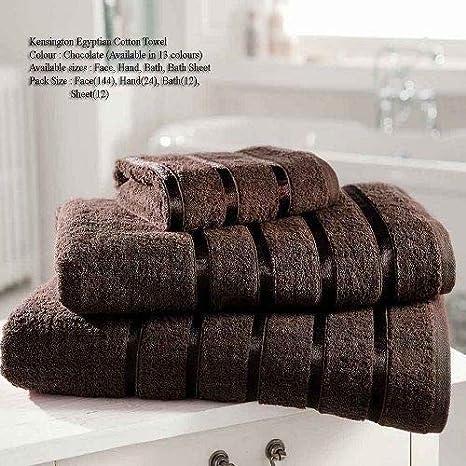 Inspire - Toalla de baño (algodón Egipcio, 500 g/m²), diseño de ...