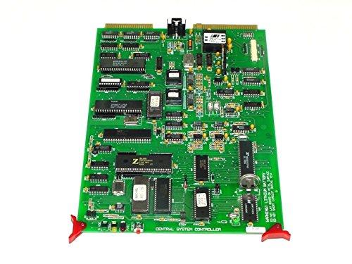 Orbacom 17020115 Tdm Central System Controller Rev 8