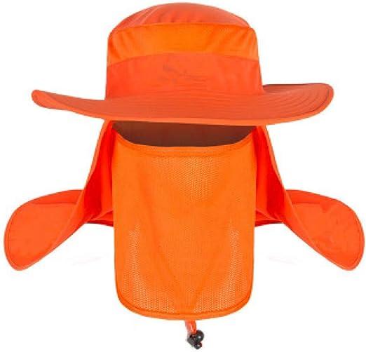 KFEK Sombrero Sombrero de Pescador al Aire Libre Visera de Verano ...