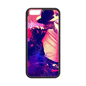 iPhone 6 Plus 5.5 Inch For Michael Jackson Custom Cell Phone Case Cover 99II906410