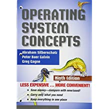Operating System Concepts, Binder Ready Version