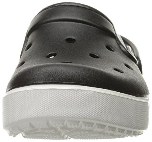 black Nero Clog Citilane Crocs adulto white Unisex Zoccoli 51X1qYw