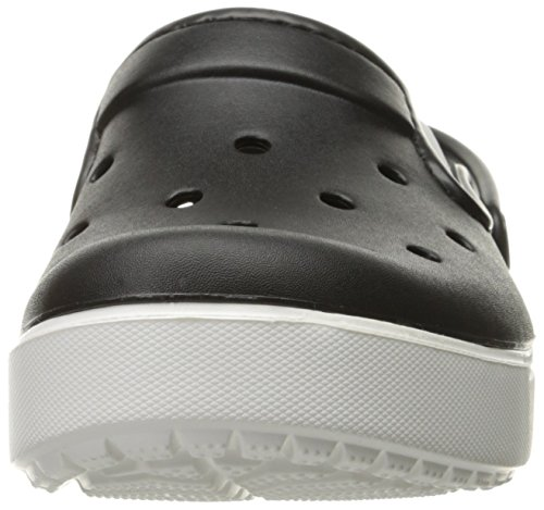 Crocs Unisex CitiLane Clog Black/White JdhvUIQC
