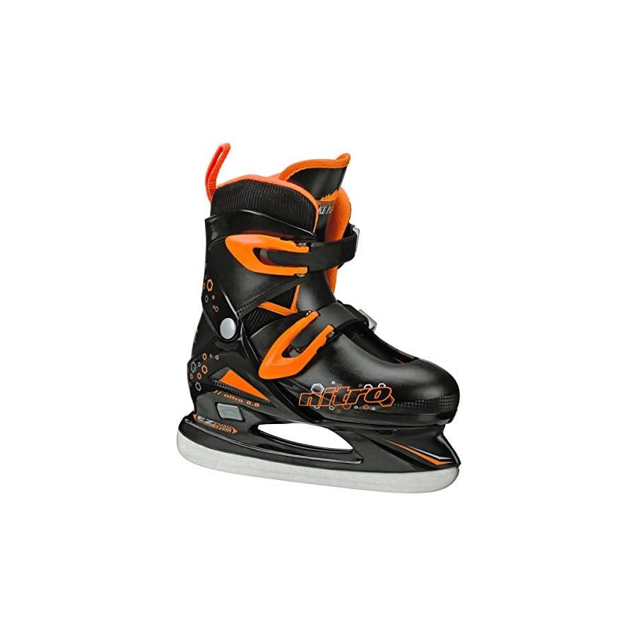 Lake Placid Boys Nitro 8.8 Adjustable Figure Ice Skate