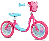Best balance bike with training wheel - KaZAM 37397K v2e No Pedal Balance Bike, Peppa Review